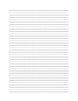 photo relating to Handwriting Paper Printable named Editable Handwriting Paper Worksheets Coaching Products TpT