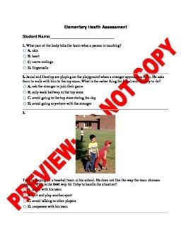 Elementary Health Assessment