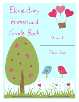 Elementary Homeschool Grade Book