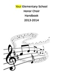 Elementary Honor Choir Handbook with Contract