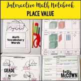 Interactive Math Notebook: Place Value {Grade 5}