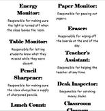 Elementary Jobs