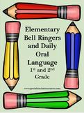 Elementary Language Arts Bell Ringers Vol 2