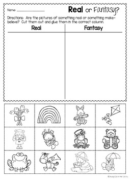 Elementary Library No Prep Printables - Spring/Summer