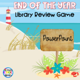 Elementary Library PowerPoint Review Game