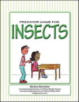 Elementary Life Science: Predator Game for Arthropods
