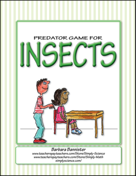 Elementary Life Science: Predator Game for Arthropods