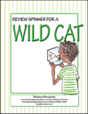 Elementary Life Science: Review Spinner for Cats