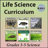 Elementary Life Science Curriculum