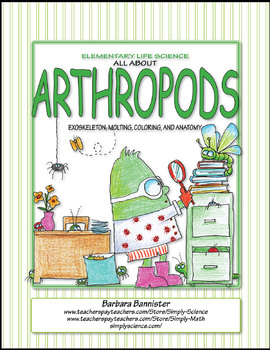 Elementary Life Science: All about Arthropods