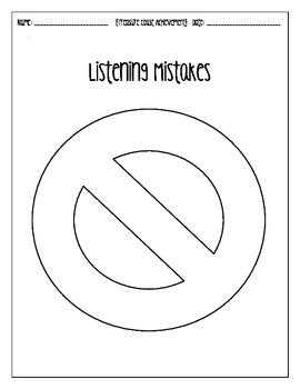 Elementary Listening Skills