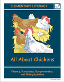 Elementary Literacy: All About Chickens