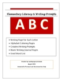Elementary Literacy Writing Prompts