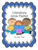 Elementary Literature Circle Packet