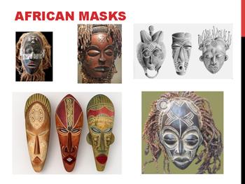 Elementary Mask Making Presentation