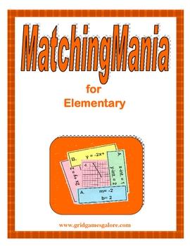 Elementary MatchingMania