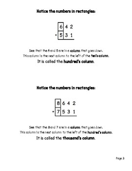 Elementary Math - How To Borrow When Subtracting