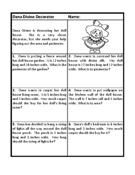 Elementary Math Problem Solving Extra Credit Practice