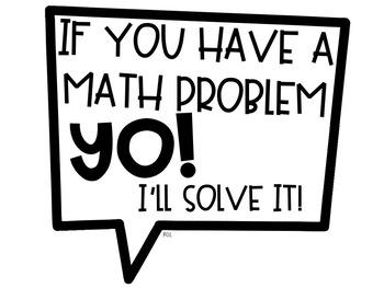 Elementary Math Puns Posters