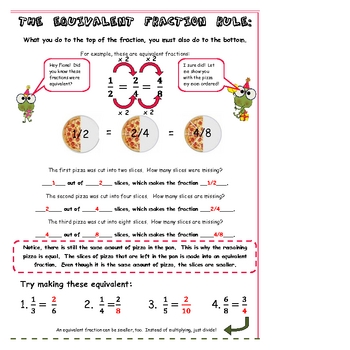 Elementary Math Standard Review (Time, Fraction, Multiplication)