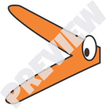 Elementary Math Symbols Clip Art Duck Theme
