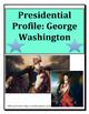Elementary Middle School Presidential Profiles BUNDLE PACK