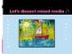 Elementary Mixed Media Intro Presentation