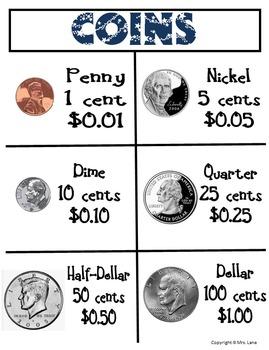 Elementary Money Packet (SUPER JAM-PACKED!)