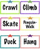 Elementary Movement Cards