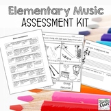 Elementary Music Assessment Kit