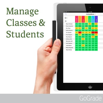 Elementary Music Assessment App for iPad & iPad Mini