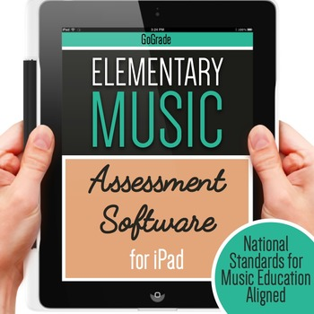Elementary Music Assessment App for iPad & iPad Mini