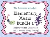 Elementary Music Bundle 2