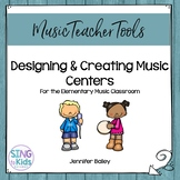 Elementary Music Centers {Workstations}