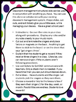 Elementary Music Classroom Management