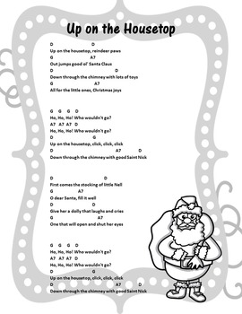 Elementary Christmas Concert #2: Program, letters, lyrics, and more!