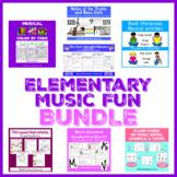 Elementary Music Fun BUNDLE