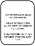 Elementary Music Grading Rubric Posters