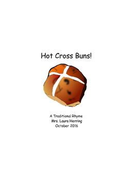 Elementary Music- Hot Cross Buns- Introduce Mi Re Do (PDF-