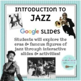 Elementary Music Jazz Unit, Ragtime-The Blues, Lessons & Smart Board Activities