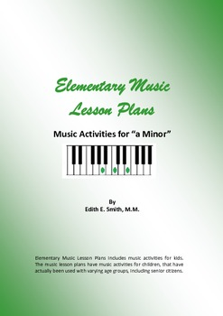 Elementary Music Lesson Plans
