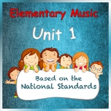Elementary Music Lesson Plans, Unit 1