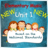 Elementary Music Lesson Plans - Unit 1