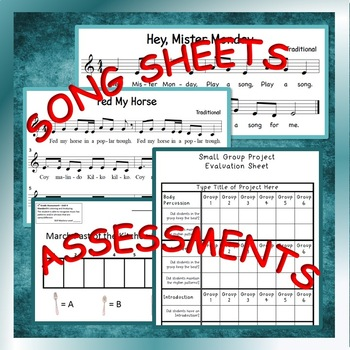 Elementary Music Lesson Plans, Unit 4