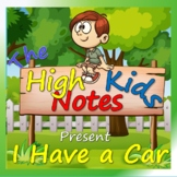 Elementary Music Song: I Have a Car That's Made of Tin