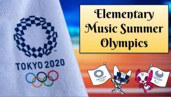 Elementary Music Summer Olympics