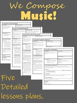 Elementary Music Unit Plan: Make a Speech Ostinato