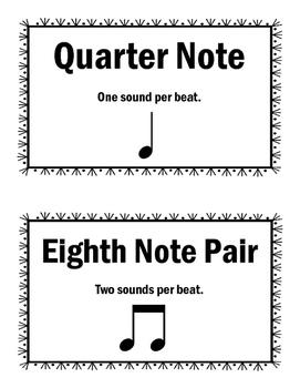 Elementary Music Vocabulary