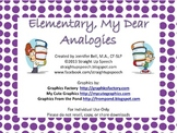 Elementary, My Dear Analogies