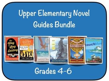 Elementary Novel Guides